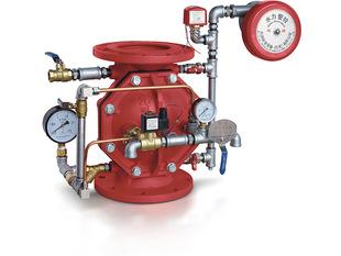 自動噴水滅火系統-設計規范